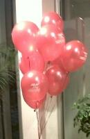 Impresos inflados con helio